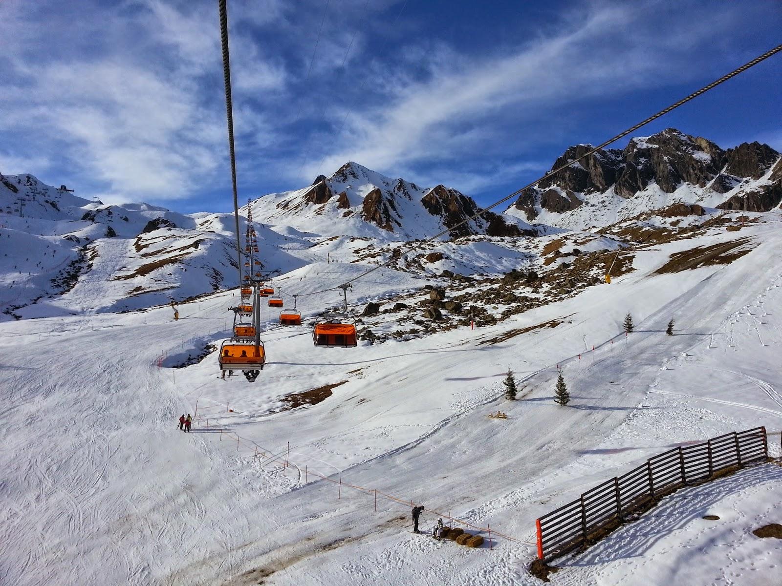 Инструктор по горным лыжам St Anton