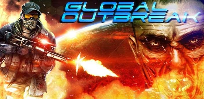 Global Outbreak v1.3.0 Apk MOD