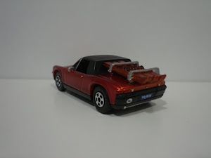 Matchbox Porsche 914 Custom
