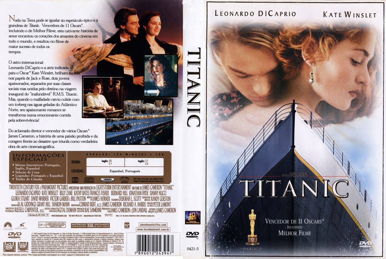 las mejores peliculas de la historia titanic