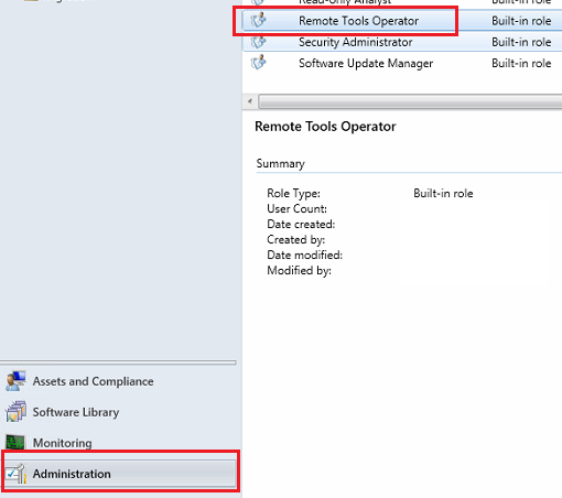 Configuration Manager Remote Control Tool - Standalone Version 1