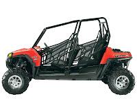 2012 Polaris Ranger RZR 4 800 Robby Gordon Edition ATV pictures 2