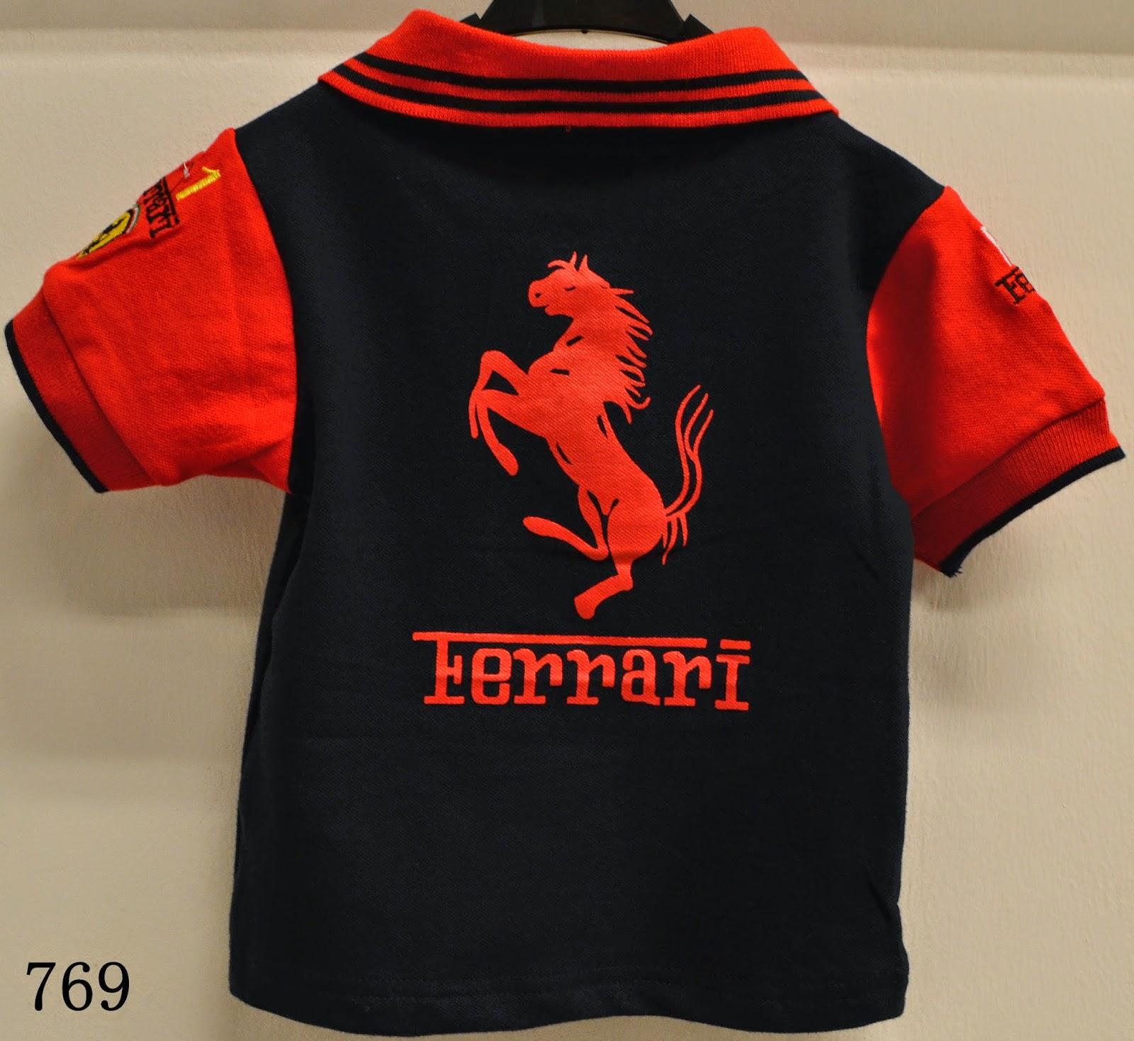 ber af clothes dolf polo t wear adikber ac dsc adik kids ferrari fashion