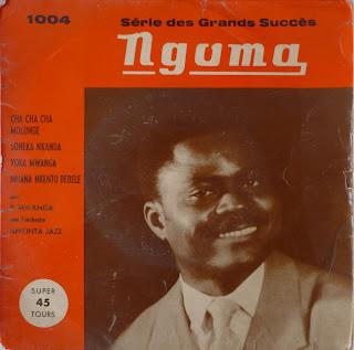 """Cha cha cha molunge EP"" (Ngoma 1004 / 1959)"