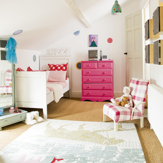 Pepper And Buttons: {decor} Princess Pink Bedrooms