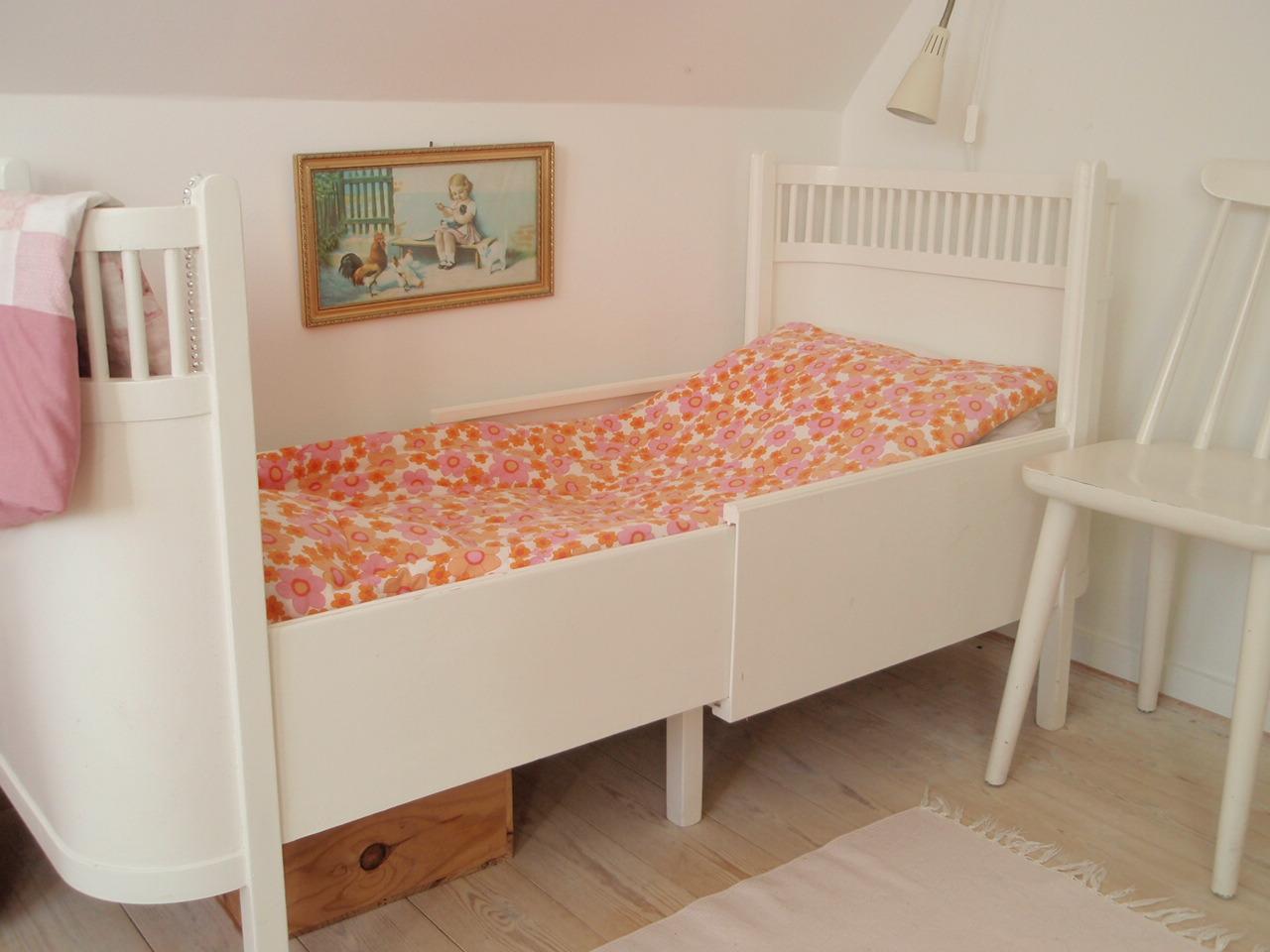 Loppe shoppe: lille pige værelse...