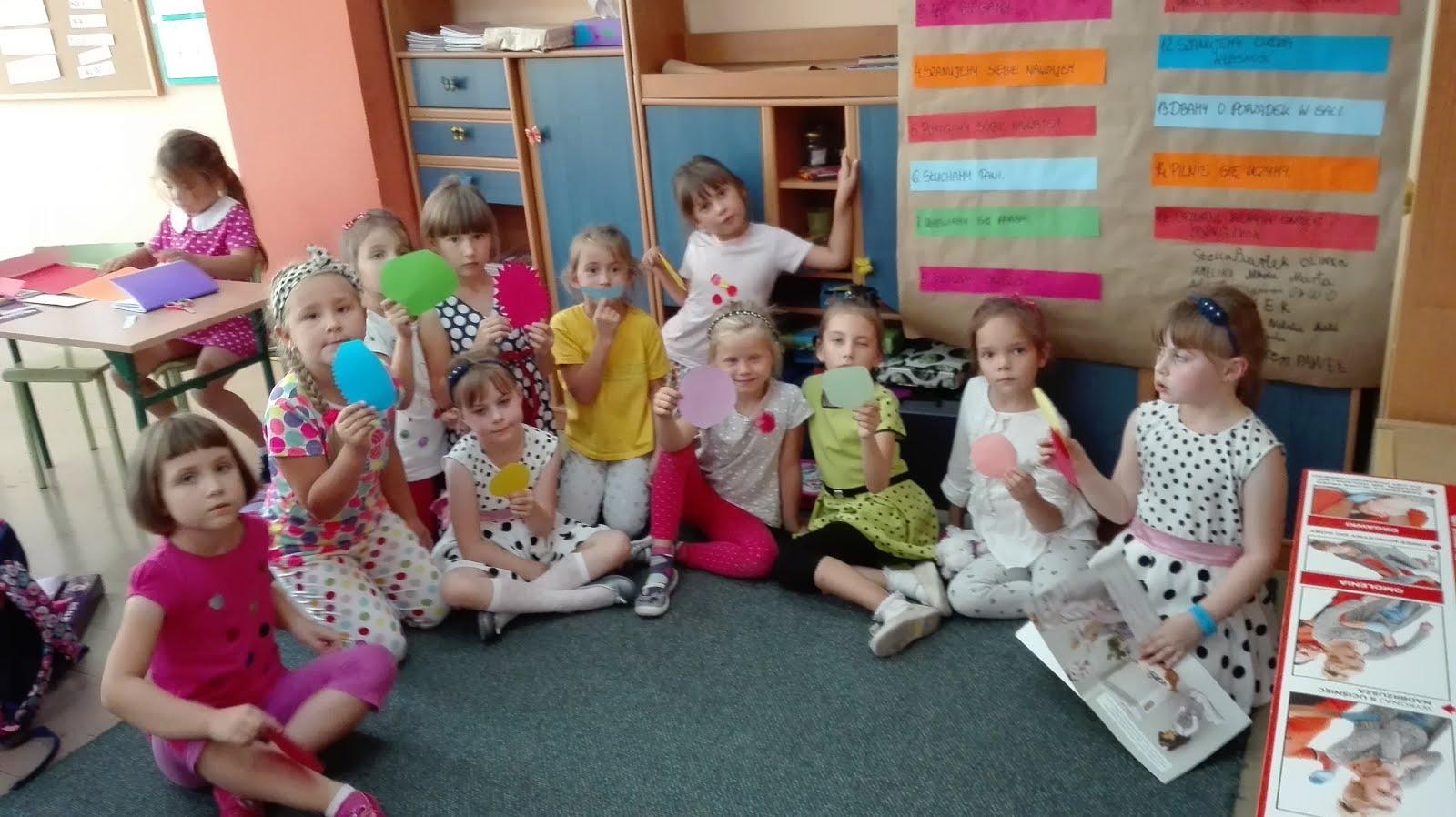 Dzieci z kropeczkami :)