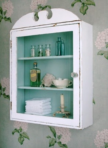 colour inside cabinet diy project 6