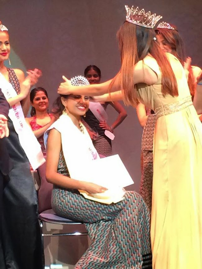 winner of miss nepal us 2014 khusbu mishra