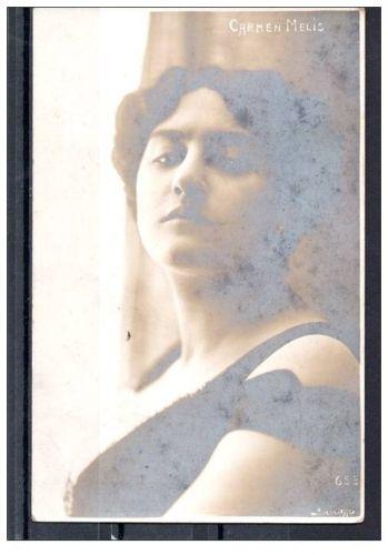 GREAT ITALIAN SOPRANO CARMEN MELIS (1885-1967) CD