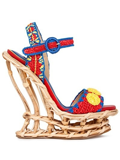 Healthy and Stylish: Dolce & Gabbana shoes collection for ... Дольче Габбана Обувь 2013
