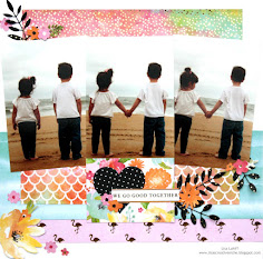 May Featured Layout Scrapper!