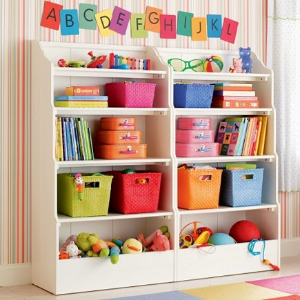 kids wall storage model