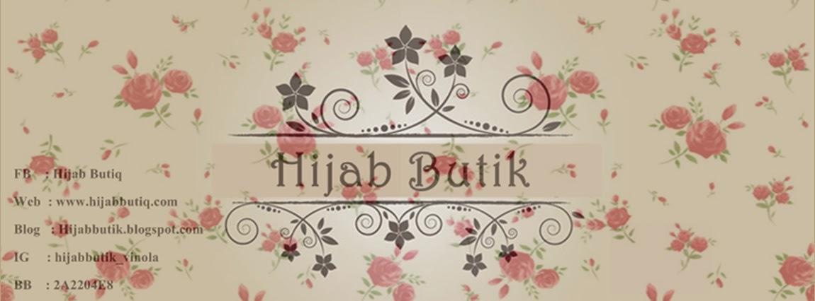 Hijab Butik  By Olshop Grosir Kiky Vinola