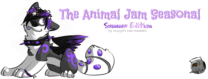 The Animal Jam Seasonal-Summer Edition