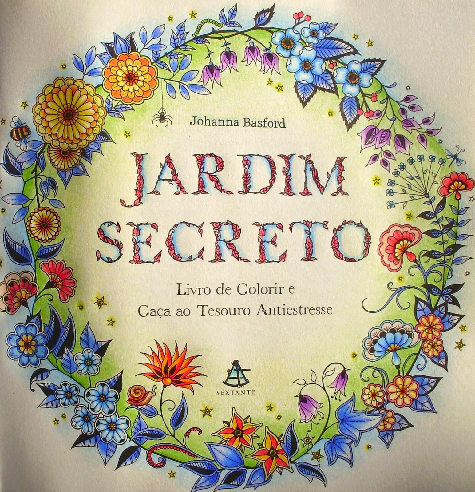 flor azul jardim secreto : flor azul jardim secreto:Jardim Secreto