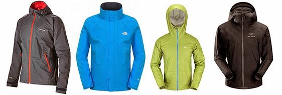 Hiking Waterproof Jackets