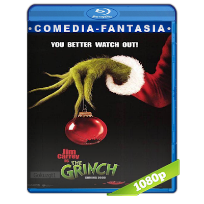 El Grinch (2000) BRRip Full 1080p Audio Trial Latino-Castellano-Ingles 5.1