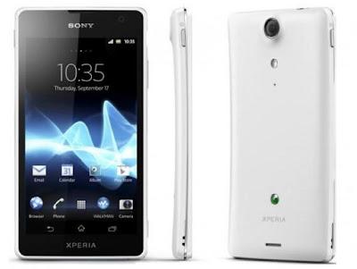 Sony Xperia GX / LT29i Hayabusa