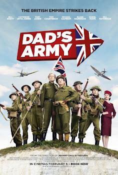 Poster de Dad's Army: El pelotón rechazado