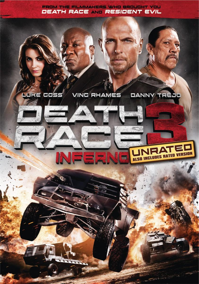 La Carrera De La Muerte 3 – DVDRIP LATINO