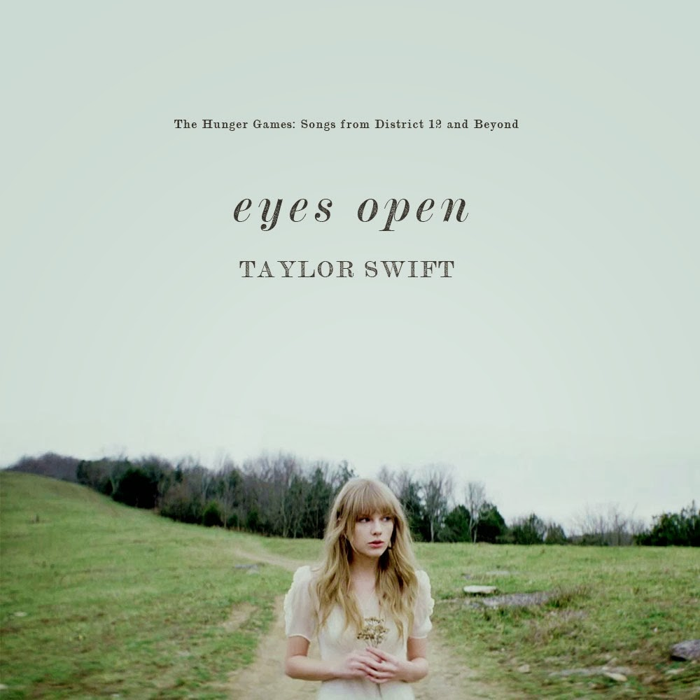 Lirik Lagu Taylor Swift Open Eyes