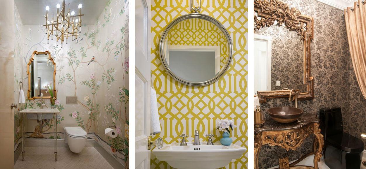 Arquitetura de colorir espelho papel de parede por - Papel pared entrada ...
