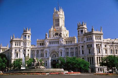 El turismo en Madrid
