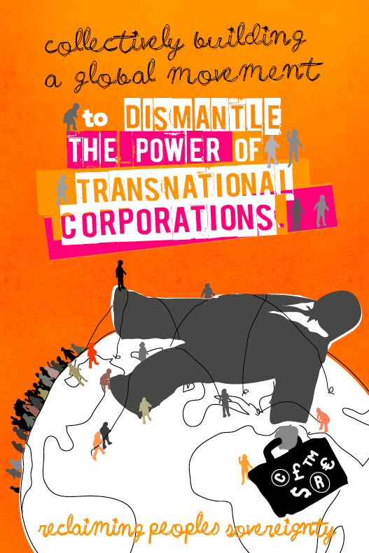 Συνεργαζόμαστε: Για Να Μπει ένα Τέλος στην Ατιμωρησία των Πολυεθνικών Εταιριών Τώρα