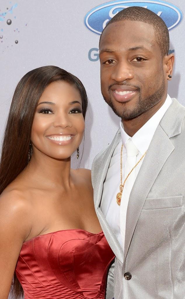 Dwyane Wade pops Million Dollar wedding ring to Gabrielle Union