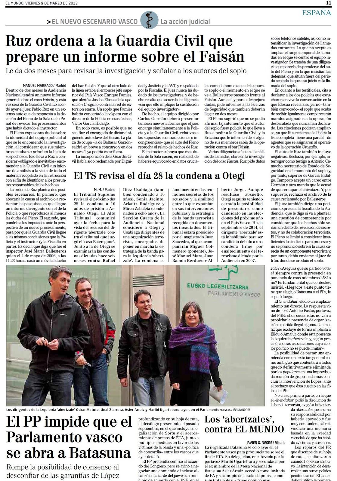 No falla: juez socialista, prevaricador de oficio. El Presidente del TSJC lo puso el PSOE de Montilla... así luce su sentencia