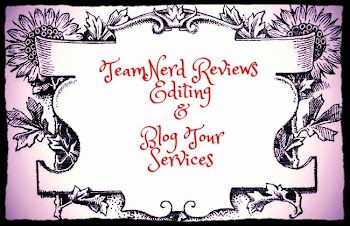 TeamNerd Reviews Blog Tour & Editing Services
