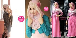 Inspiratif Gaya Hijab Trendi - MizTia Respect