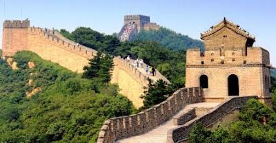 Sejarah dari Tembok Besar China