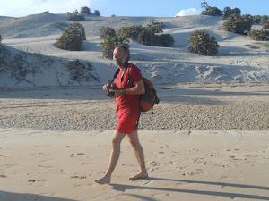 En Lamu, Océano Índico, el lugar más parecido a los puertos de Simbad el marino que he conocido.
