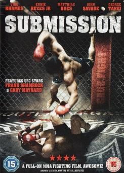Sàn Đấu Khốc Liệt - Submission (2013) Poster