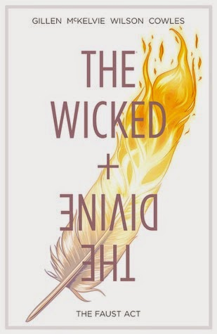 The Wicked & The Divine, Kieron Gillen
