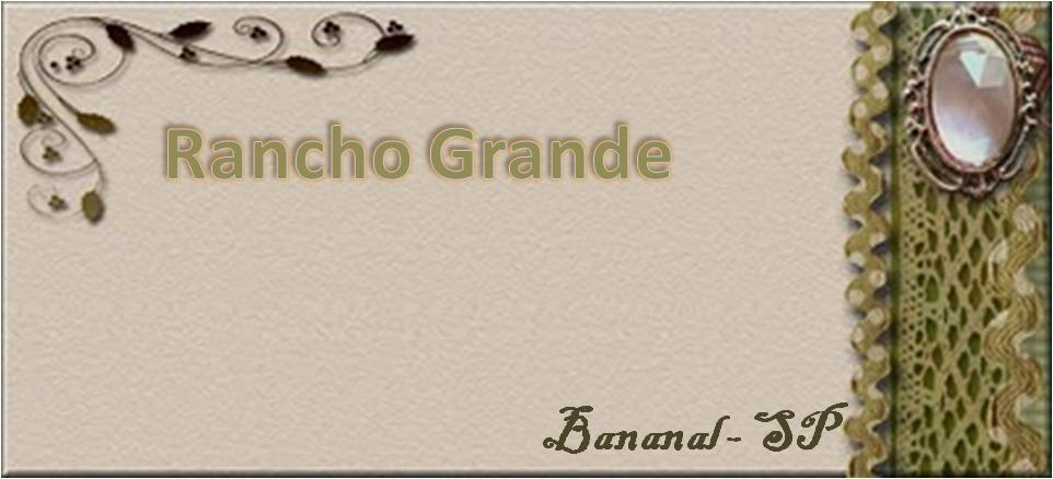 Rancho Grande - Bananal/SP
