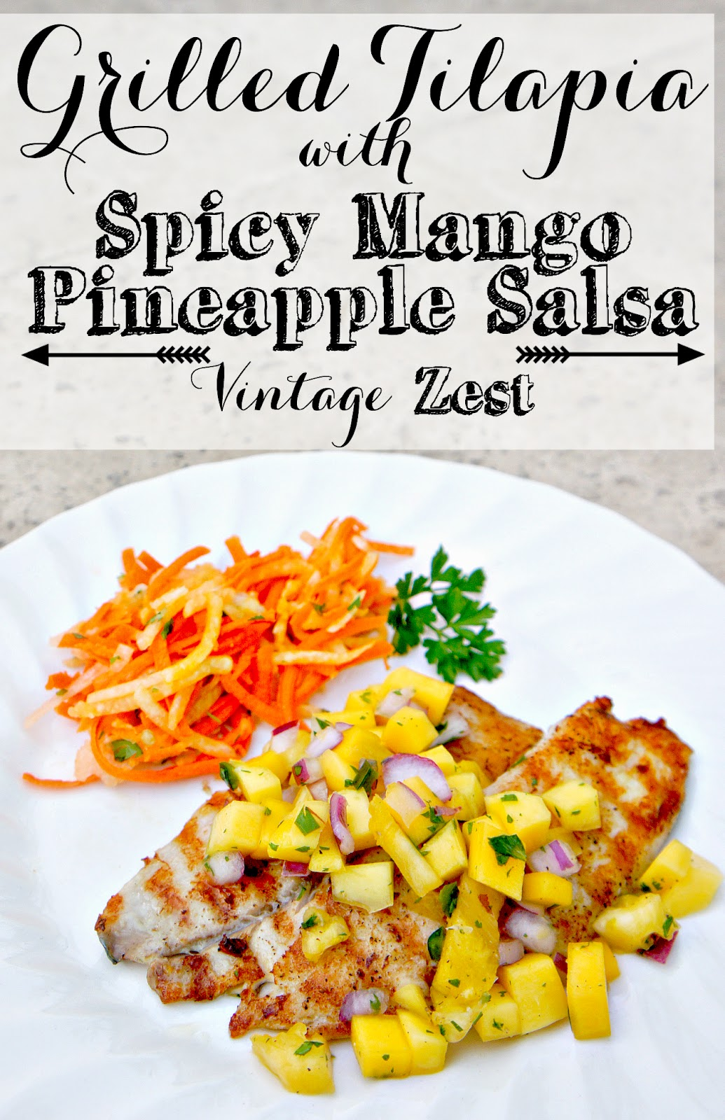 ... tilapia pineapple salsa pinapple salsa for fish mango tilapia recipes