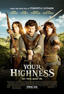 Watch Your Highness (2011) movie free online