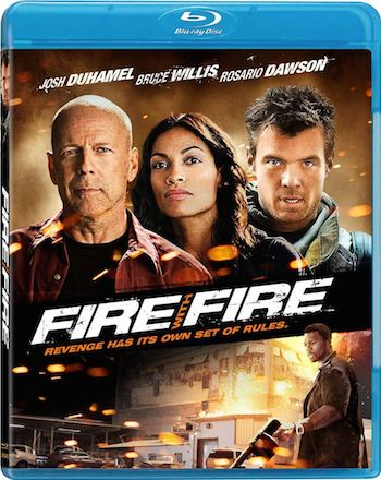 Fire with Fire 2012 Dual Audio Hindi BRRip 480p ESubs
