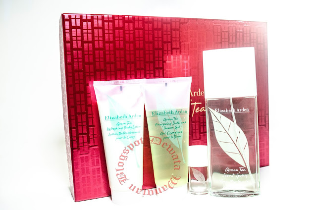 Elizabeth Arden Green Tea Perfume Set
