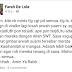 Mesej Farah Isteri Mangsa Kemalangan Tragis di Kota Tinggi