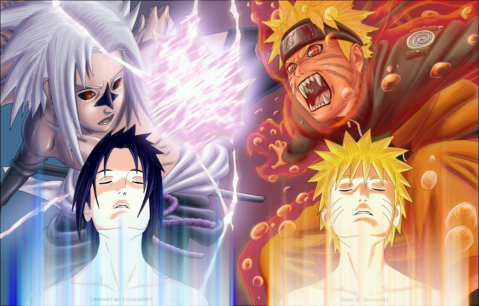Naruto Shippuden - Openings, Endings, Cover y OSTs