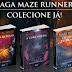 Baixar Livros - Maze Runner (Trilogia) de James Dashner - Coleção Completa - 2015