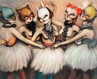 Miss Van: Bailarinas