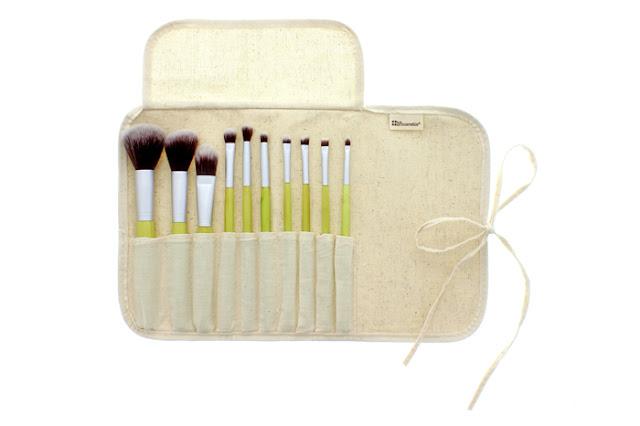 EcoTools vs BH Cosmetics brushes