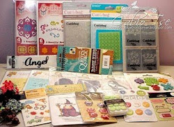 Cabio's Craft Corner Blog Candy