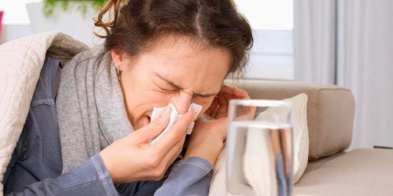 Hal yang Bikin Flu Tambah Parah