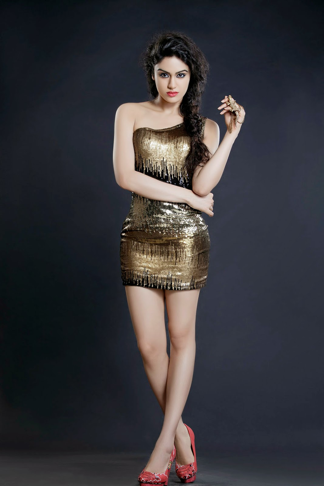 Adah Sharma Glamorous Portfolio photos-HQ-Photo-7